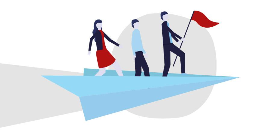 LIVRE BLANC / Enrichir sa pratique managériale avec le leadership collaboratif
